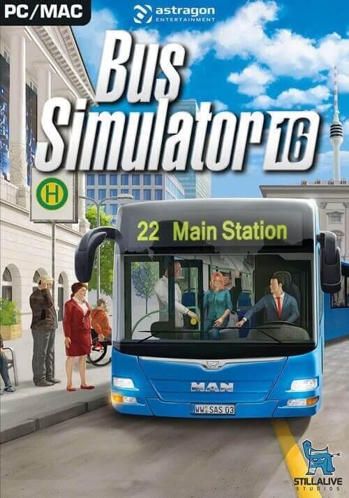 Bus Simulator 2016 crack