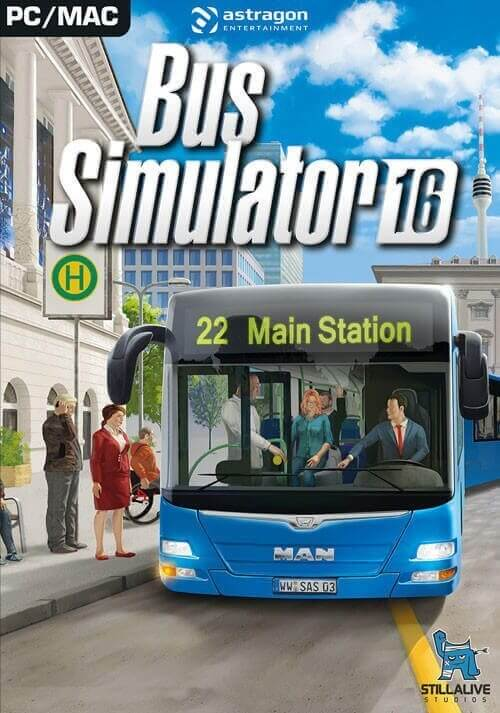 Bus Simulator 2016 Download Free PC + Crack