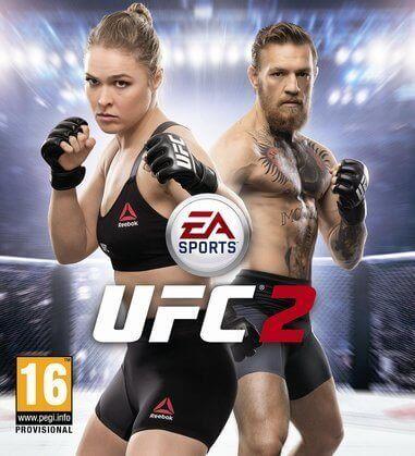 EA Sports UFC 2 PC Download + Crack