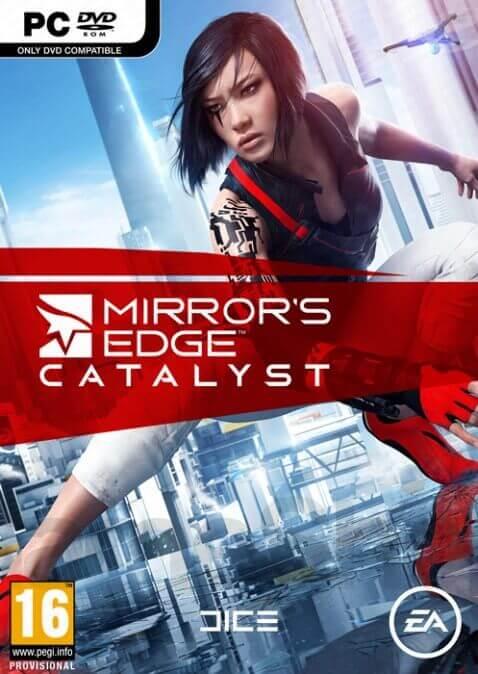 Mirrors Edge Catalyst crack