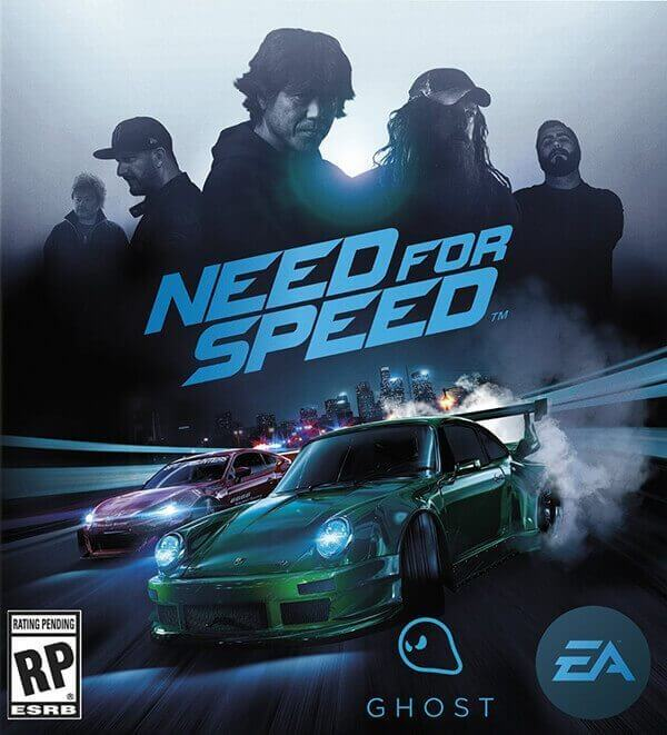 Need for Speed 2015 Download Free PC + Multiplayer Crack