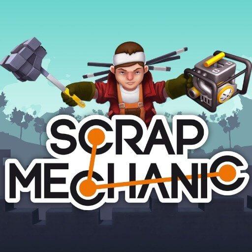 Scrap Mechanic Download Free PC + Crack