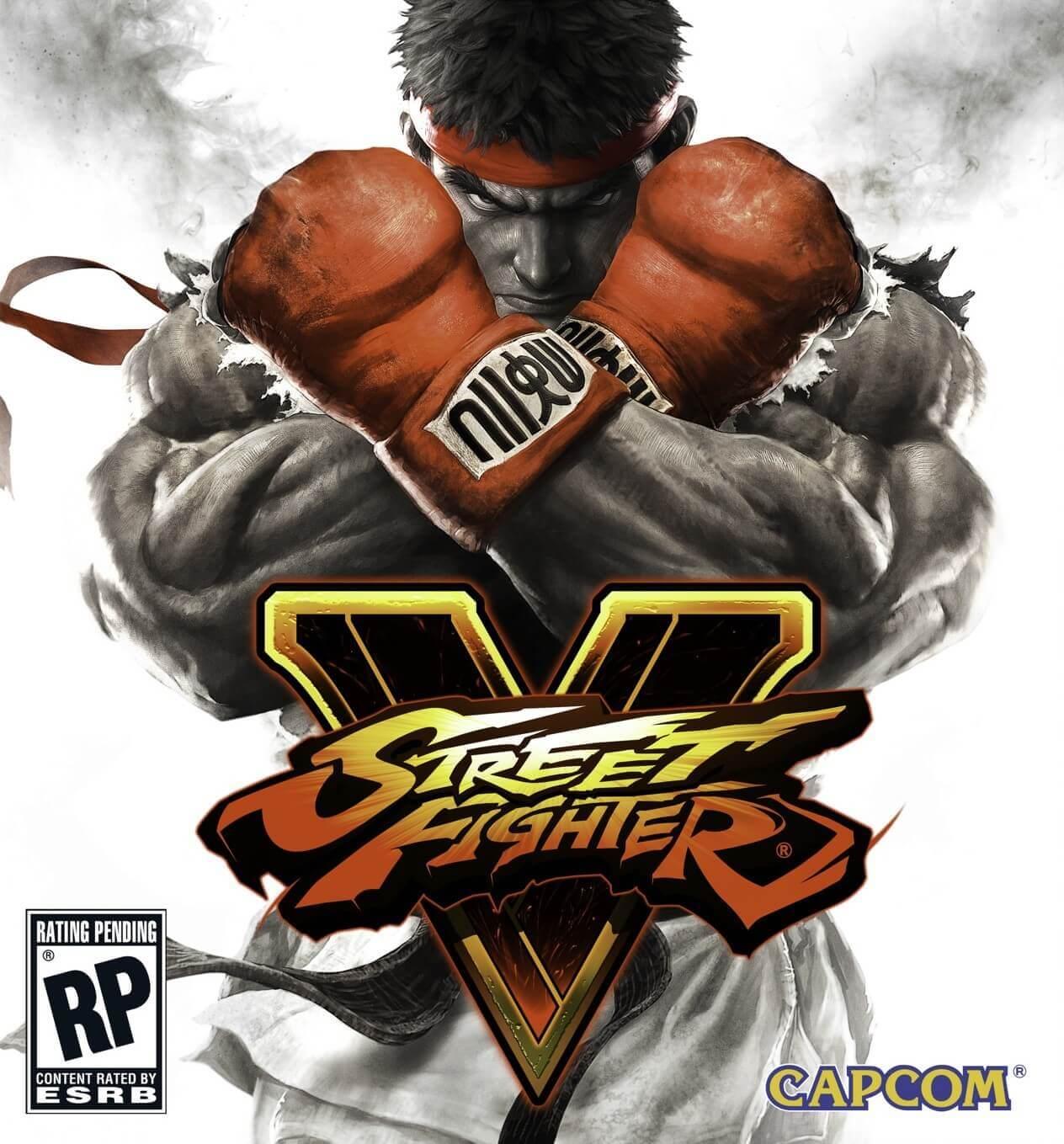 Street Fighter 5 Crack