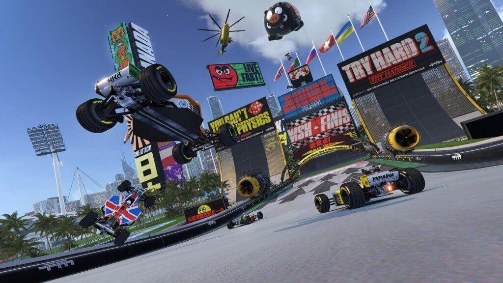 TrackMania Turbo download free