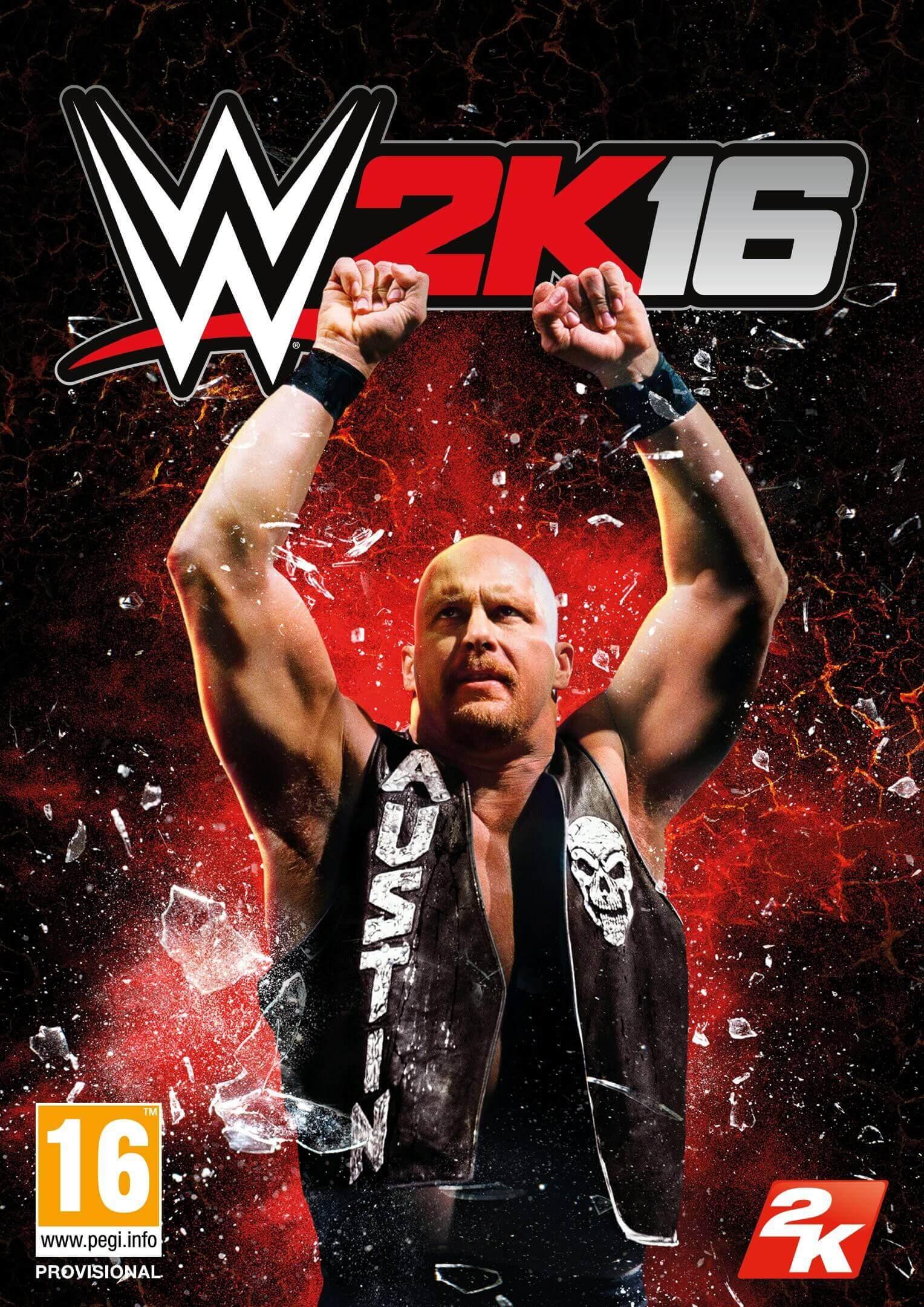 WWE2K16 Download Free Torrent PC + Crack