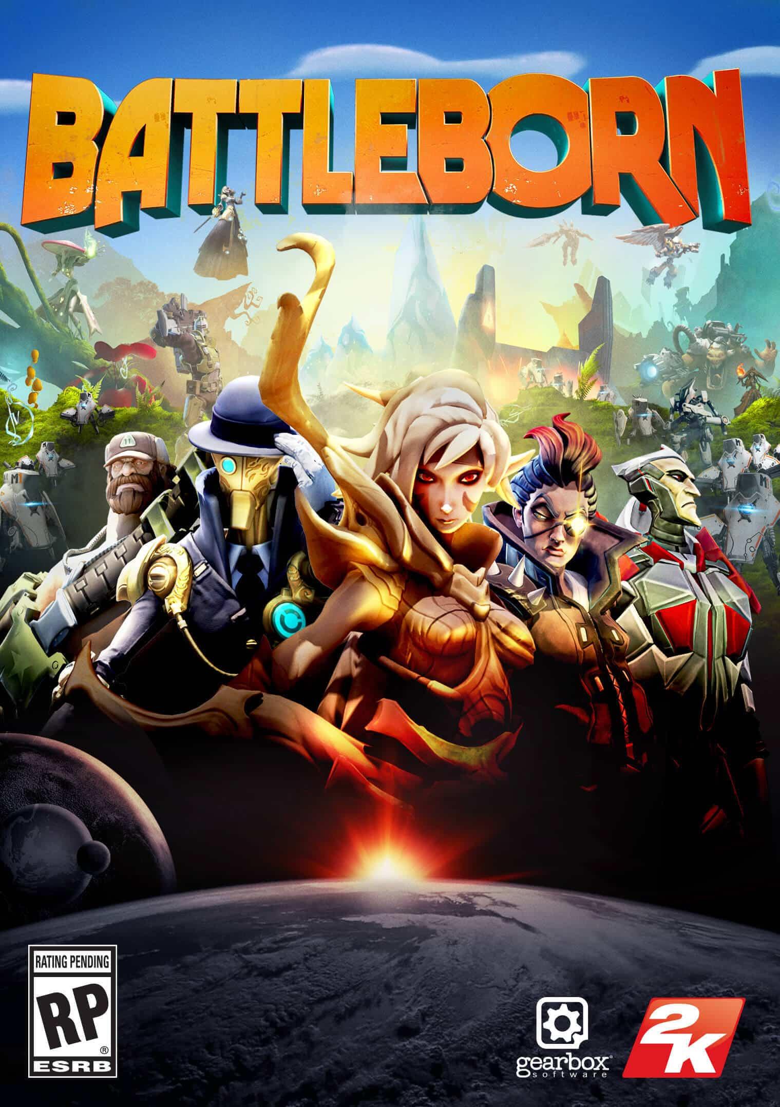 Battleborn Download Free PC + Crack