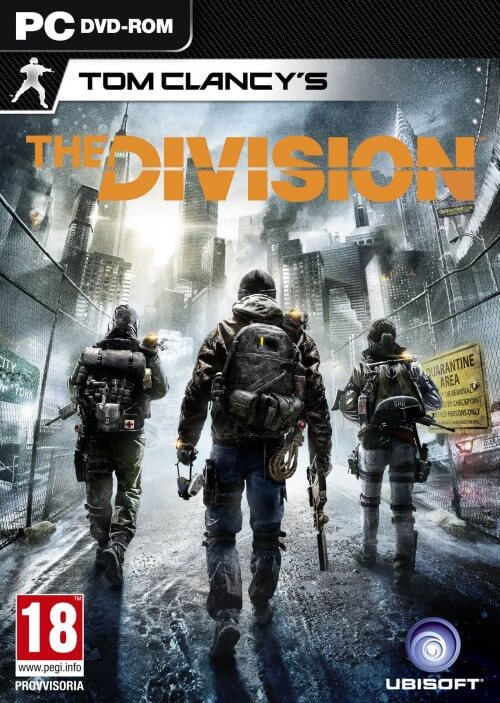 Tom Clancy's The Division Download Free PC + Crack