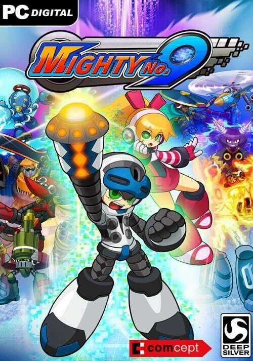 Mighty No 9 Download Free PC + Crack