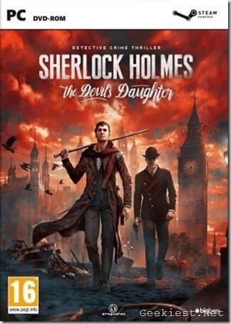 Sherlock Holmes The Devils Daughter Download Free PC + Crack
