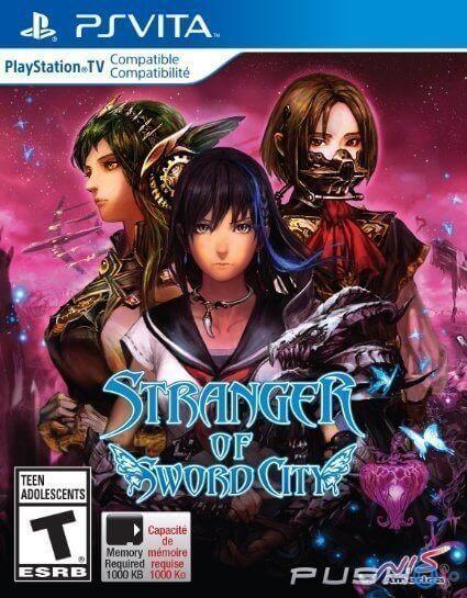 Stranger of Sword City Download Free PC + Crack