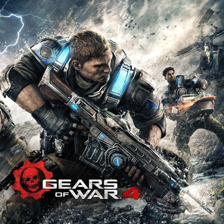 Gears of War 4 Download Free PC Torrent + Crack
