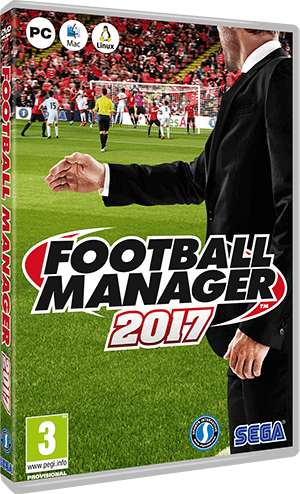Football Manager 2017 Download Free PC + Crack