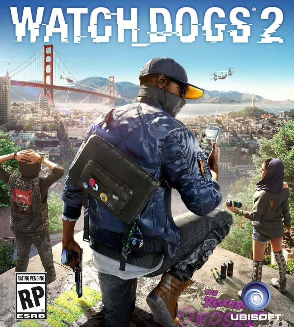 Watch Dogs 2 Download Free PC + Crack - Crack2Games