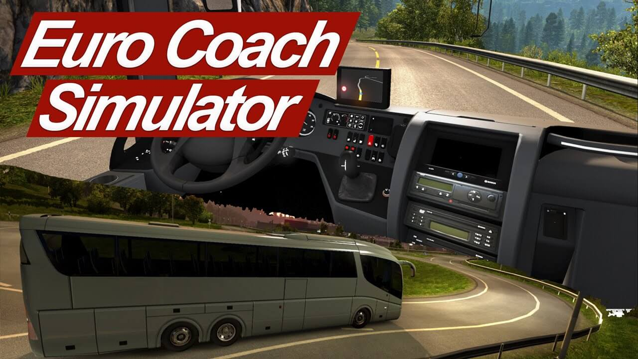 Euro Coach Simulator Download Free Torrent PC + Crack