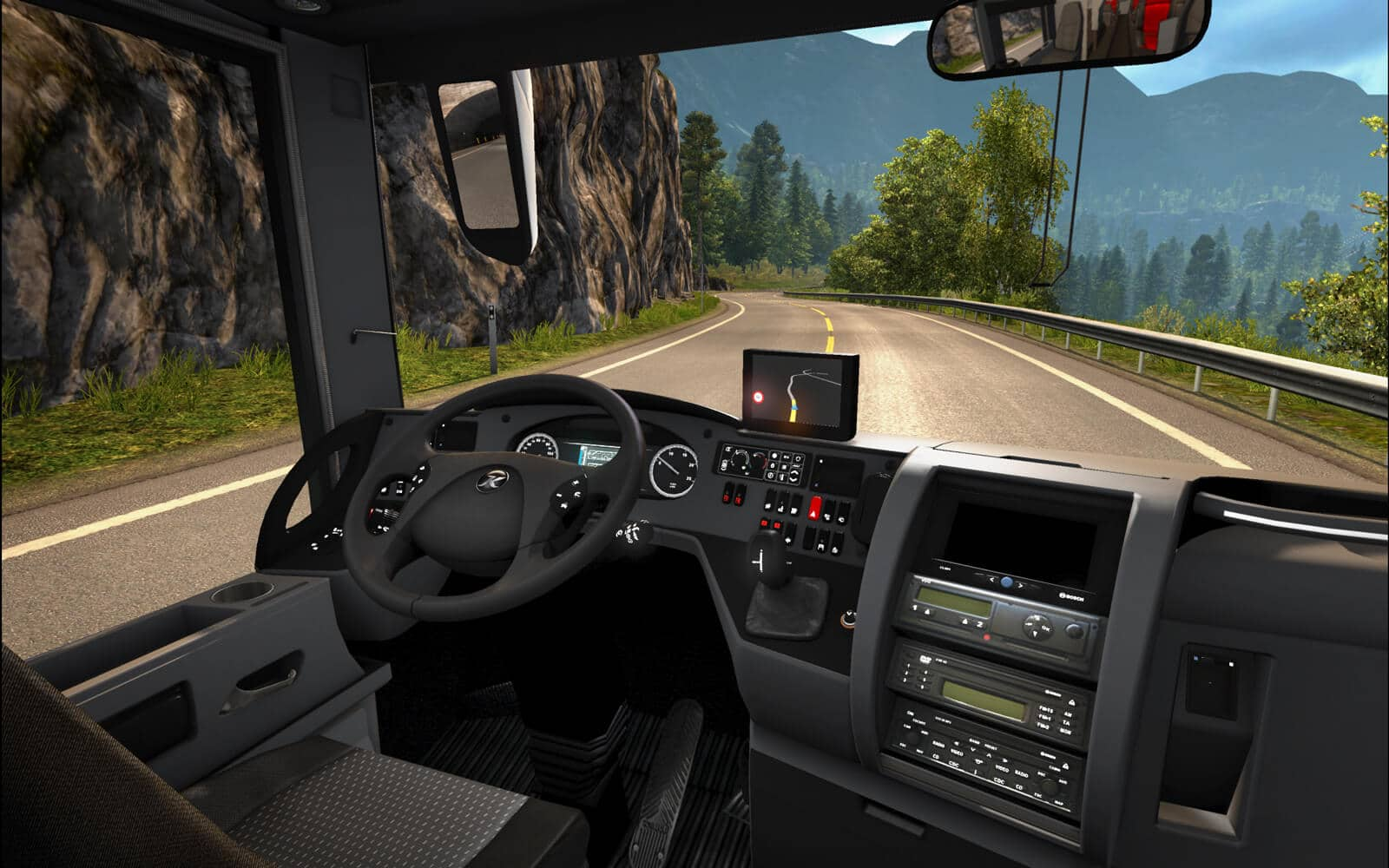 Euro Coach Simulator download free