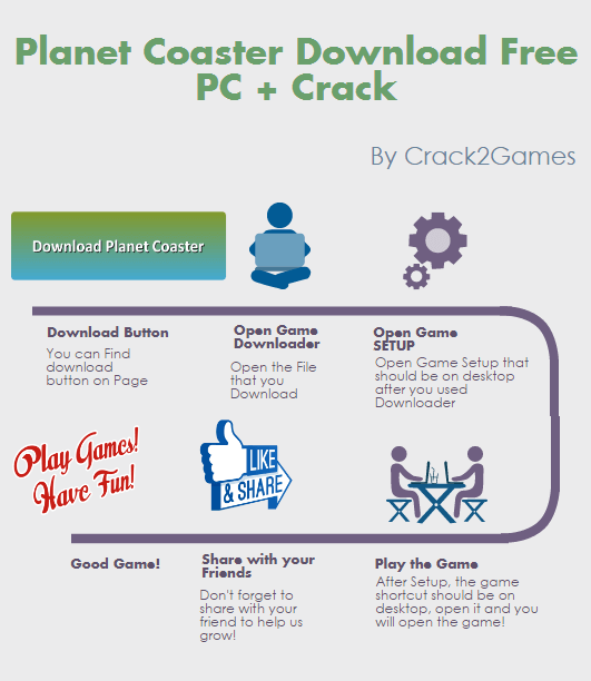 Planet Coaster download crack free