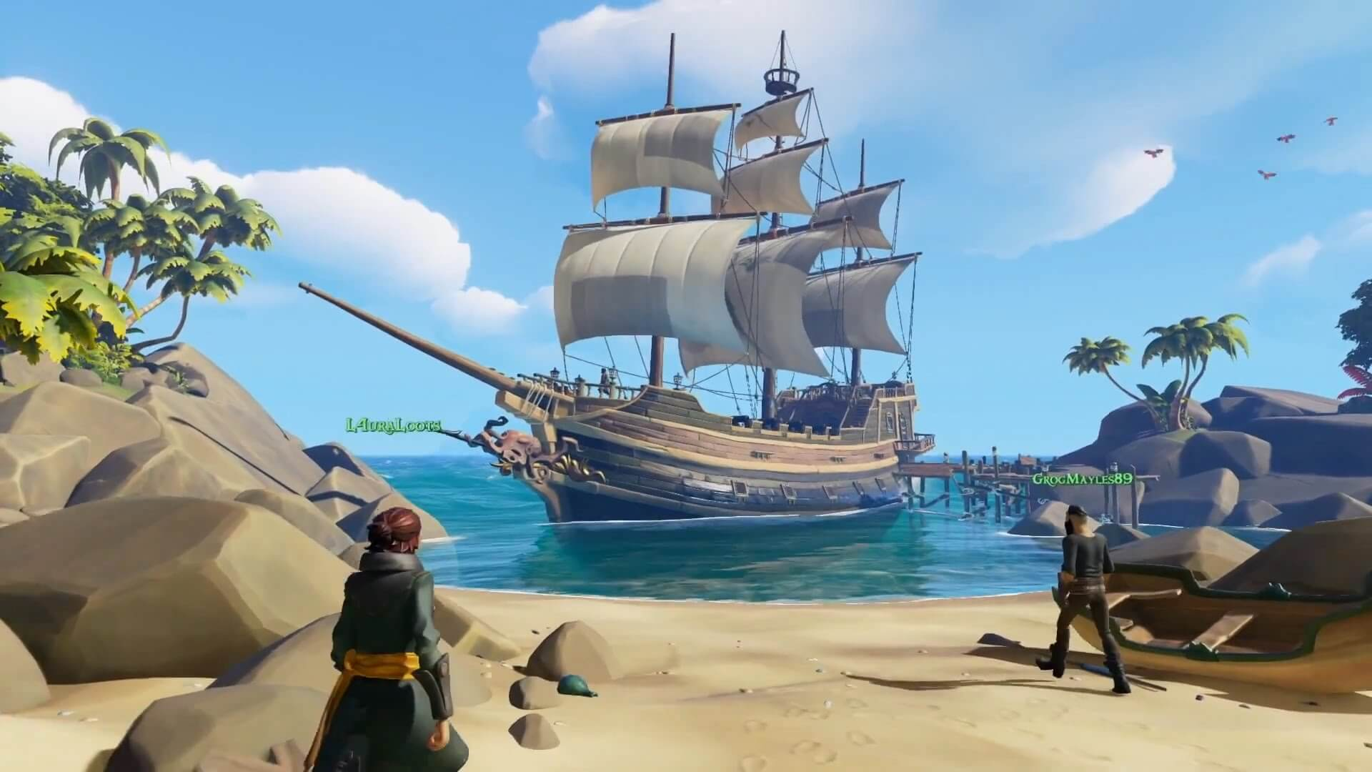 Sea of Thieves download free
