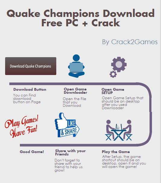 Quake Champions download crack free