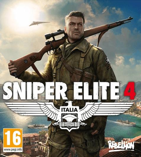 Sniper Elite 4 Download Free PC + Crack