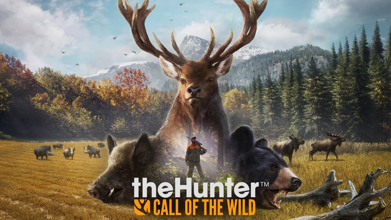 theHunter Call of the Wild Download Free PC + Crack
