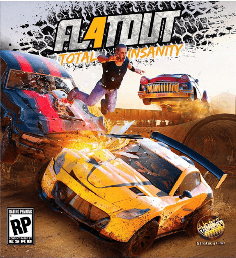 FlatOut 4 Total Insanity Download Free PC + Crack