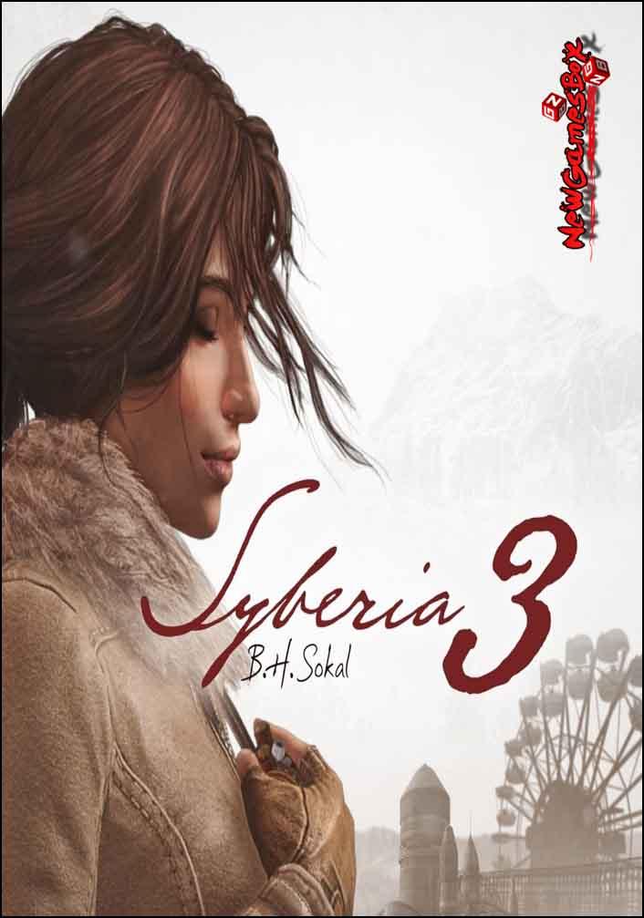 Syberia 3 Download Free PC + Crack