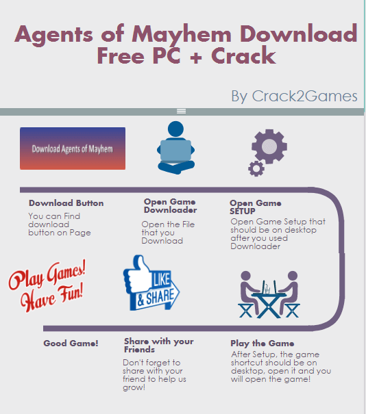 Agents of Mayhem download crack free