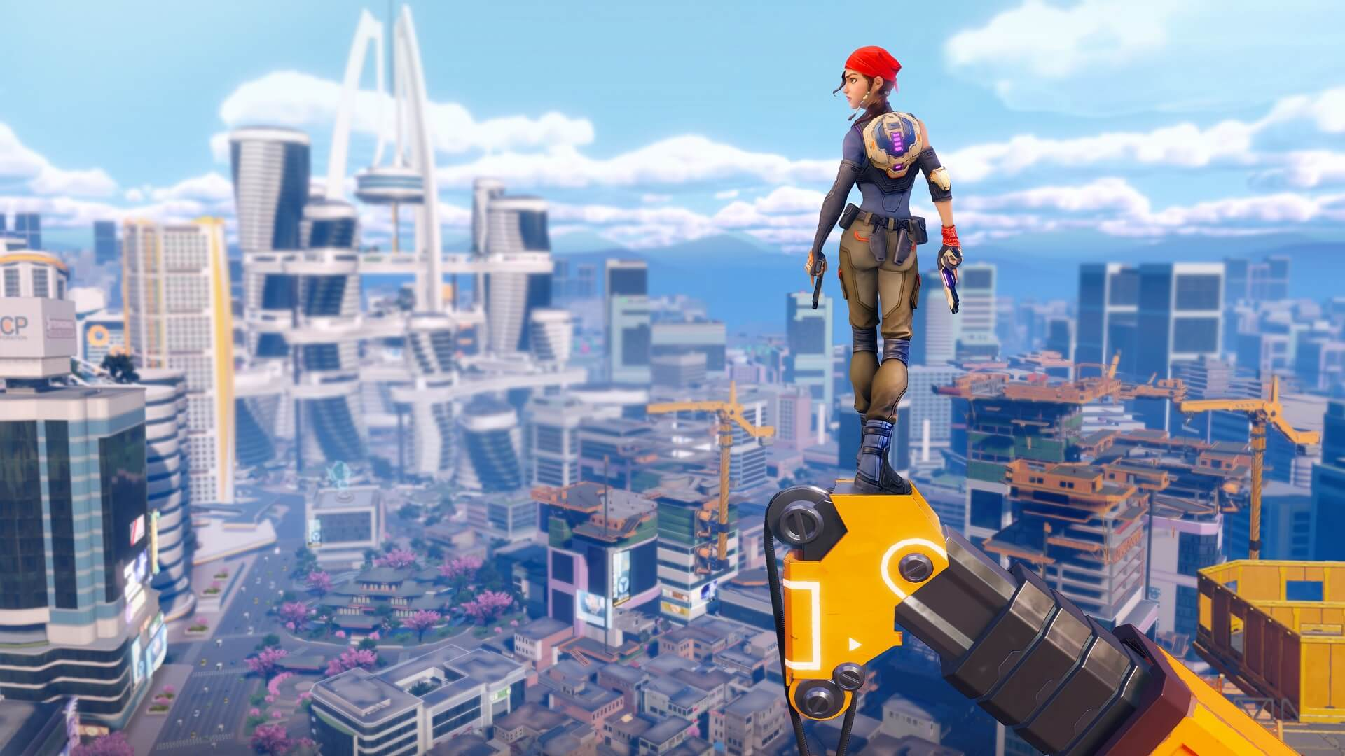 Agents of Mayhem download free