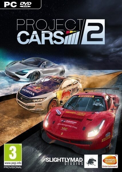 Project Cars 2 Download Free Pc Crack Crack2games
