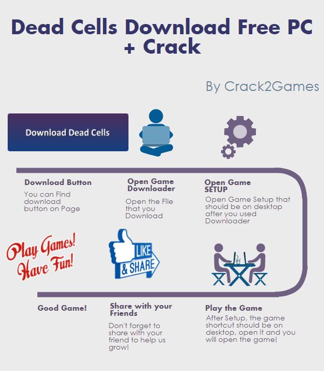 Dead Cells download crack free
