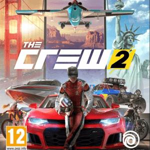 the crew 2 pc crack