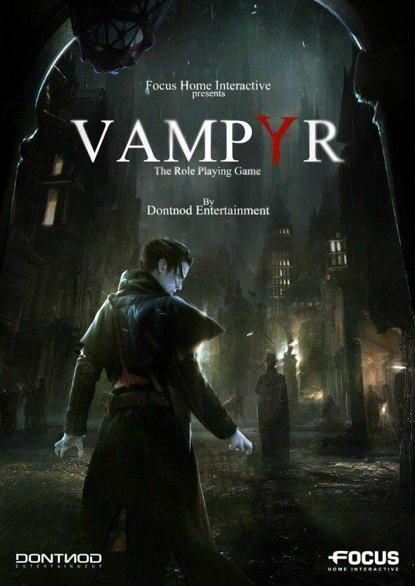 Vampyr Download PC Free + Crack