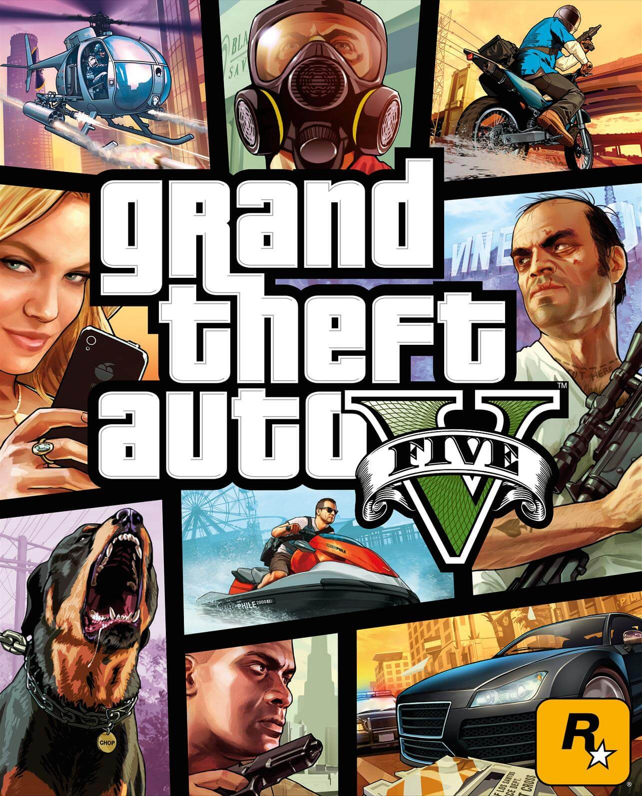 GTA 5 PC Download - Grand Theft Auto V Crack on PC - Crack2Games