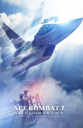Ace Combat 7: Skies Unknown Download Free PC + Crack