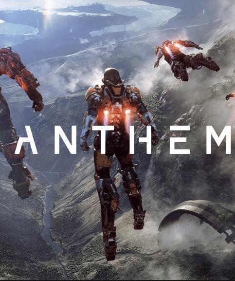 Anthem Game Download Free PC + Crack