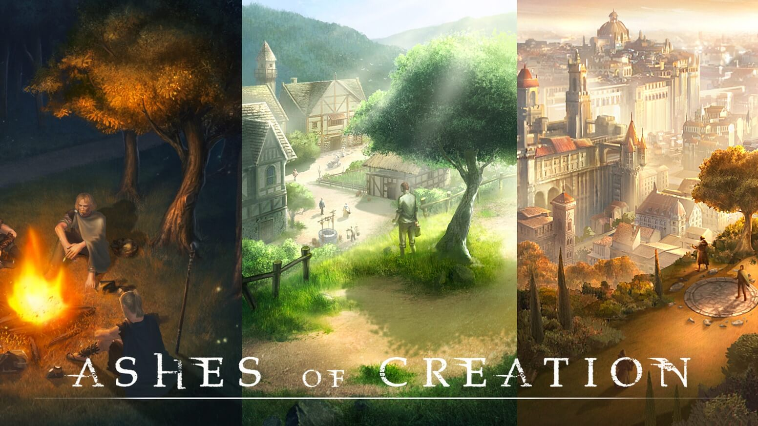 Ashes of Creation Download Free PC + Crack