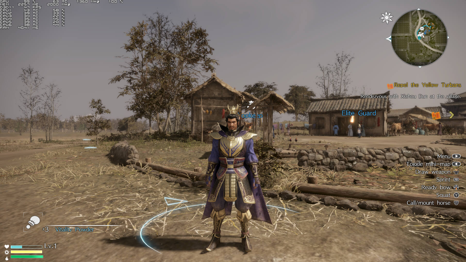 Dynasty Warriors 9 download free