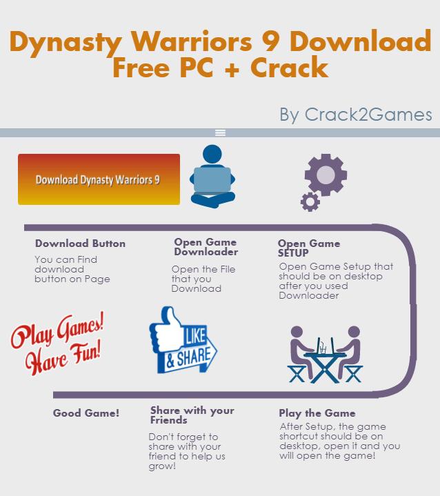Dynasty Warriors 9 torrent