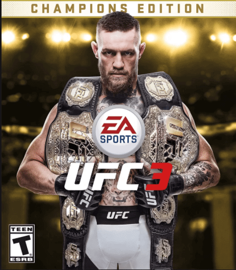 EA Sports UFC 3 PC Download + Crack