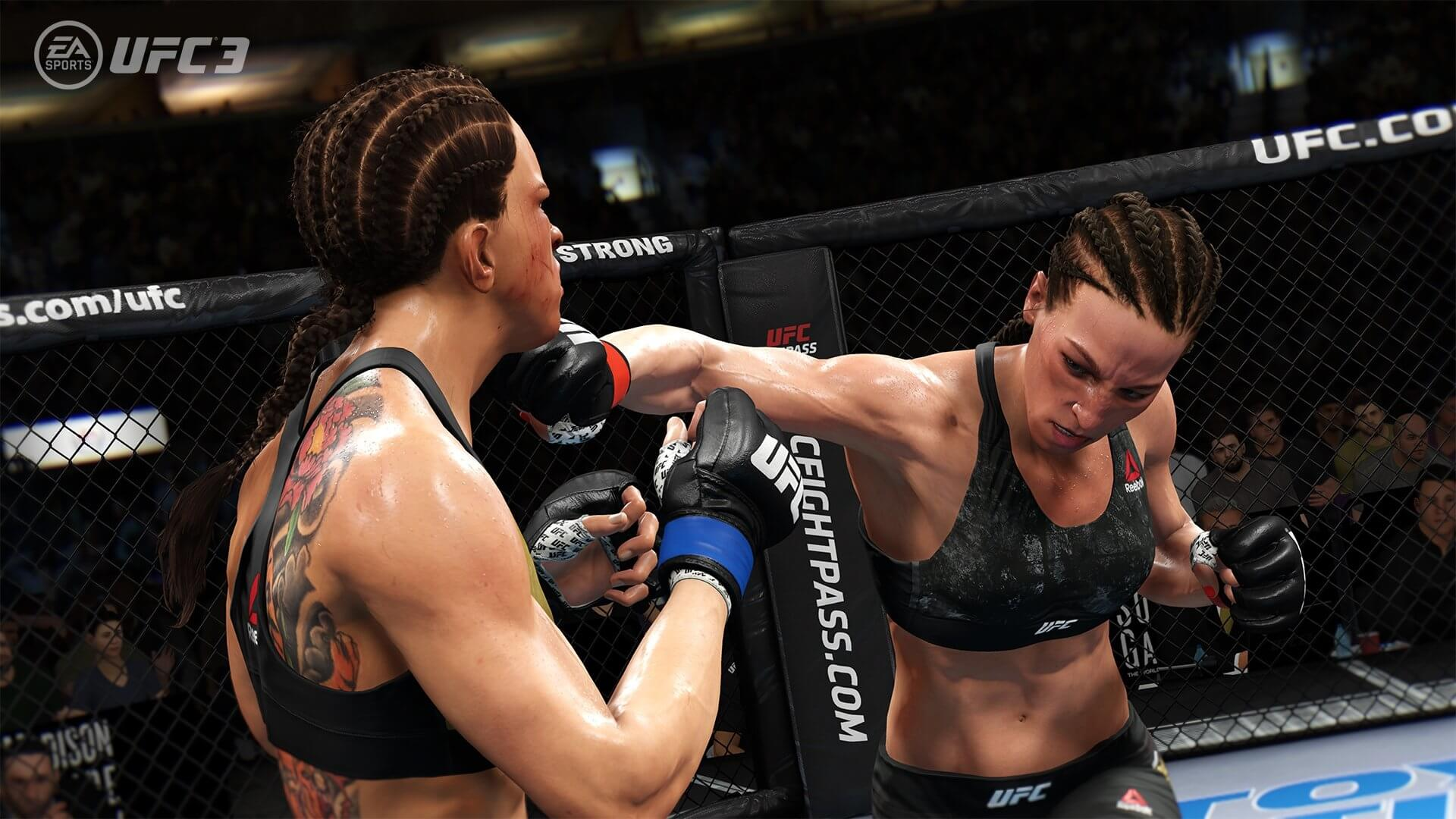 EA SPORTS UFC 3 download free
