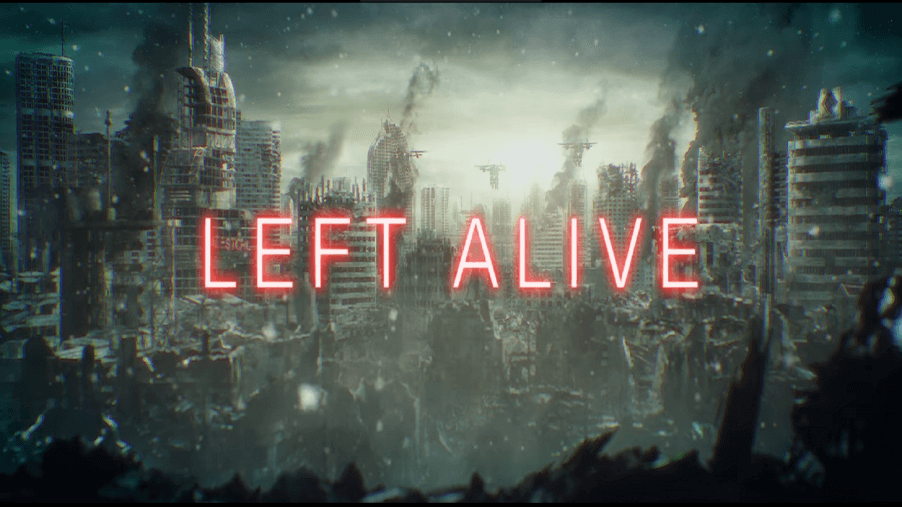 Left Alive Download Free PC + Crack