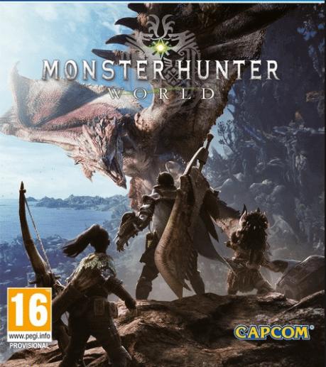 Monster Hunter World Download Free PC + Crack