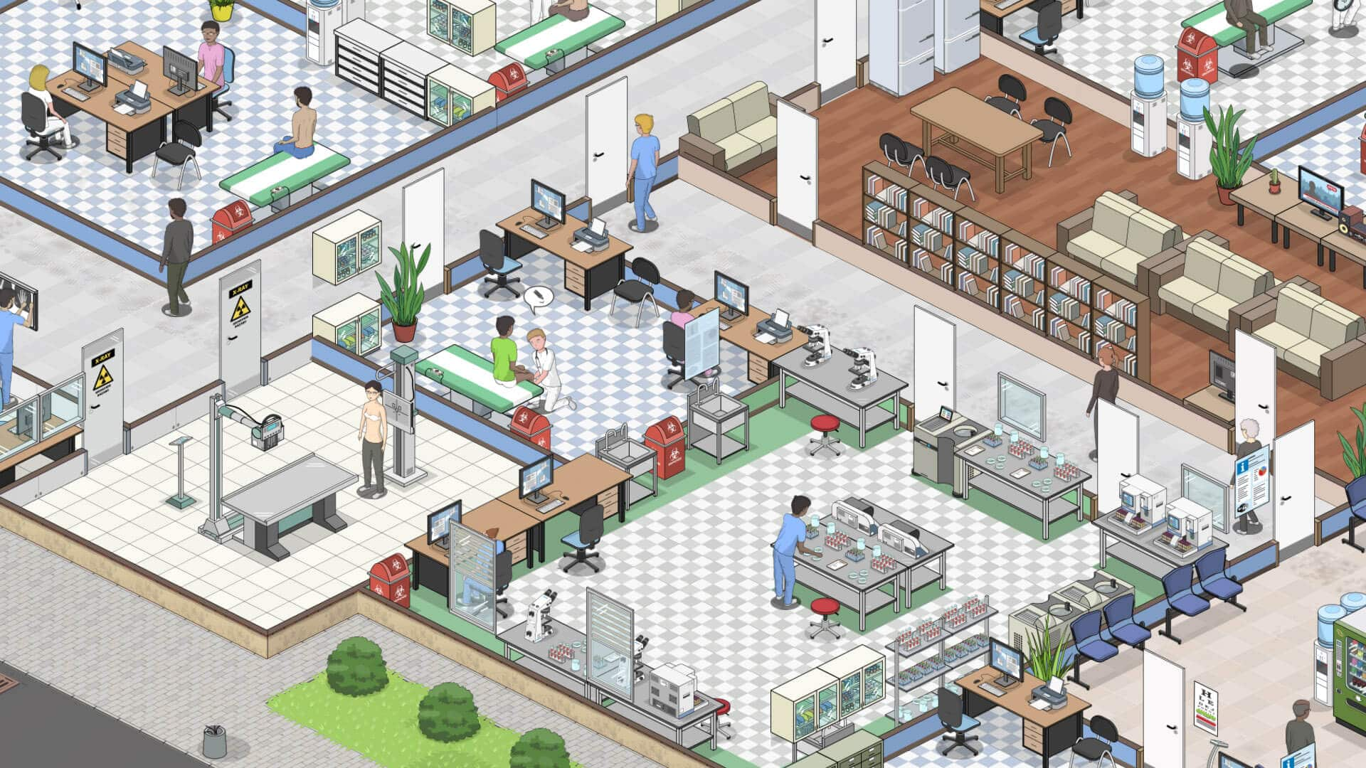 Project Hospital download free