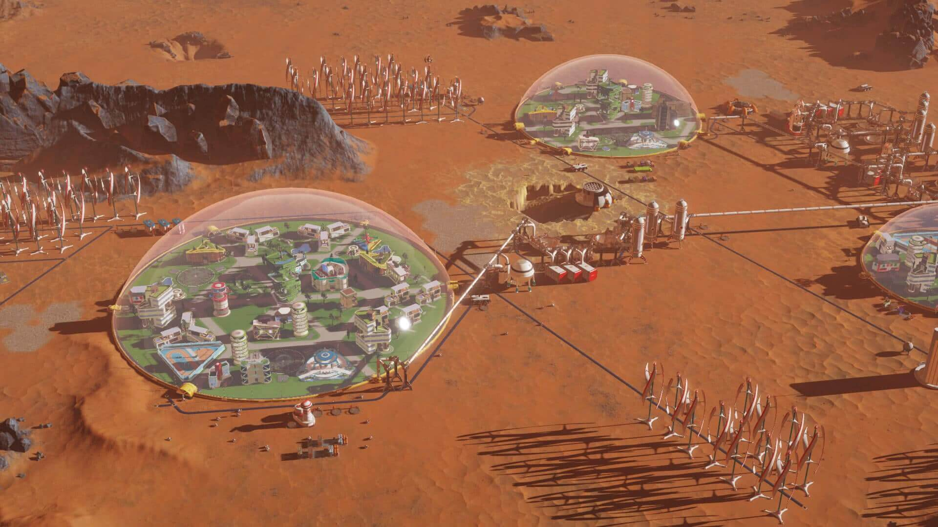 Surviving Mars download free
