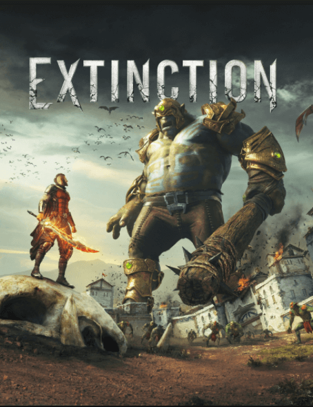 Extinction Download Free PC + Crack