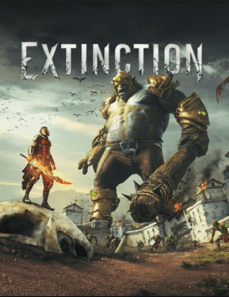 Extinction Download Free PC + Crack