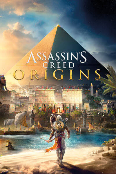 Assassins Creed Origins Download Free PC + Crack