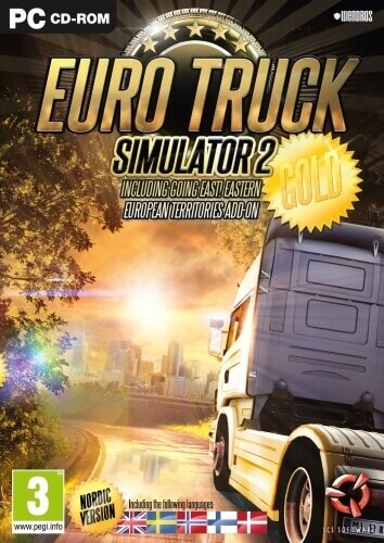 Euro Truck Simulator 2 Download Free PC + Crack - Crack2Games