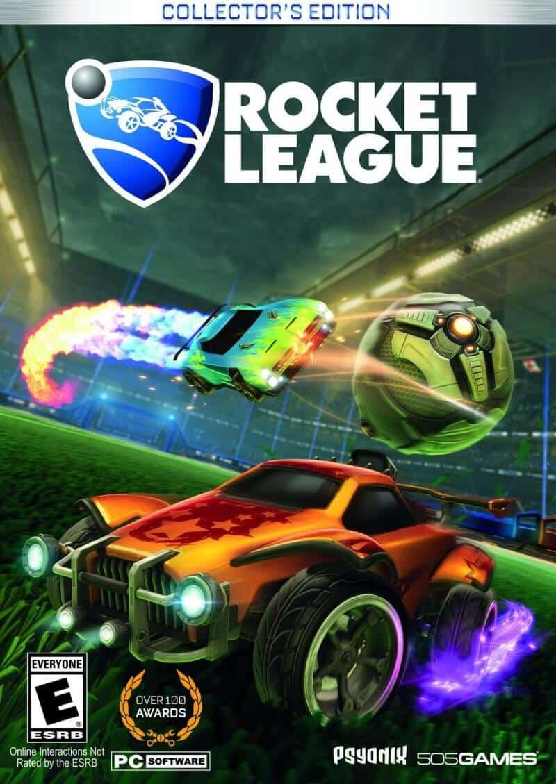 Rocket League crack