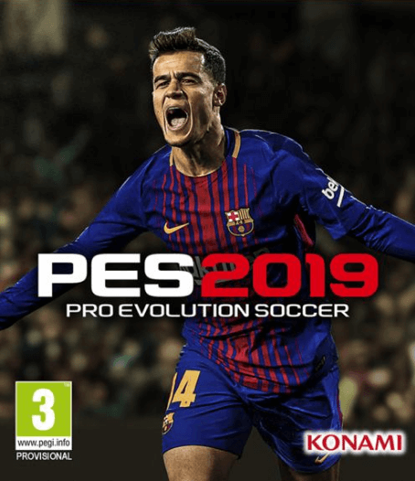 PES 2019 Download Free PC + Crack - Crack2Games